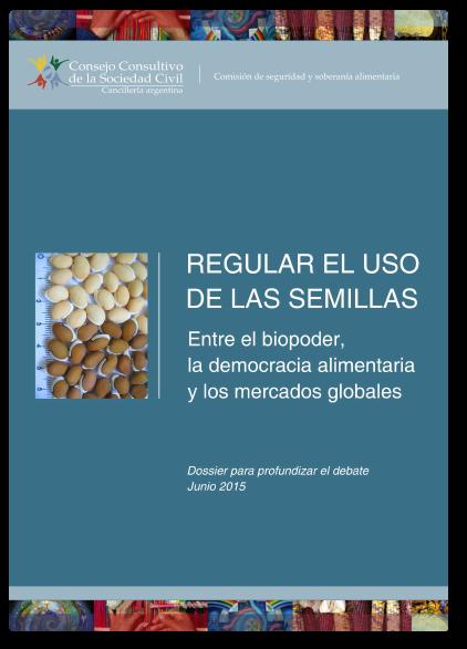 Regular el uso de las semillas